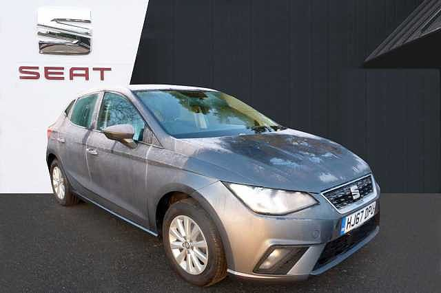 SEAT Ibiza 1.0 TSI (95ps) SE (s/s) 5 Door
