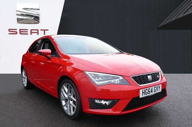 SEAT Leon 1.8 TSI 180ps FR Stop/Start 3-Door/SC