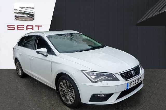 SEAT Leon Estate 1.5 TSI EVO XCELLENCE (150ps)
