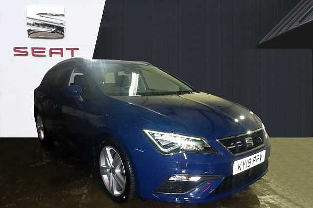 SEAT Leon Estate 1.5 TSI EVO FR (130ps)